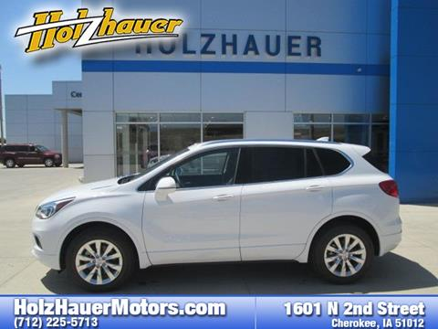 2017 Buick Envision for sale in Cherokee, IA