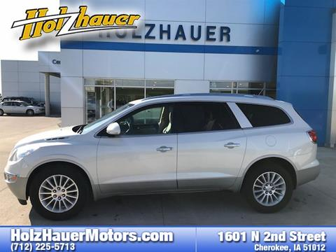 2012 Buick Enclave for sale in Cherokee, IA