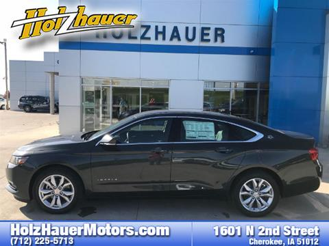 2018 Chevrolet Impala for sale in Cherokee, IA