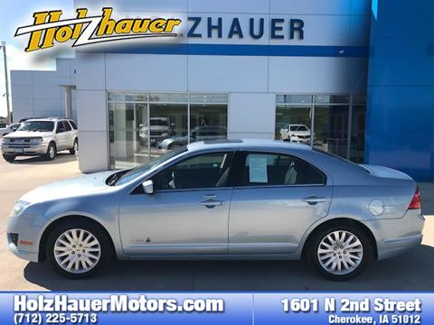 2010 Ford Fusion Hybrid for sale in Cherokee, IA