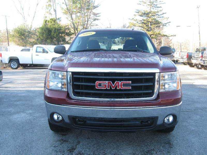 2008 GMC Sierra 1500 4WD SLE1 4dr Extended Cab 6.5 ft. SB - Rehoboth MA