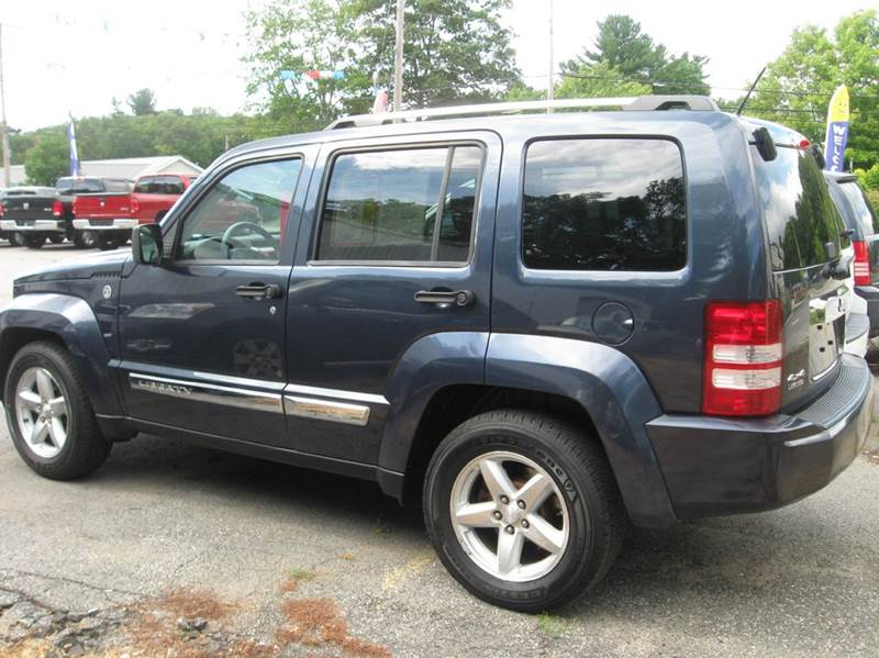 2008 Jeep Liberty 4x4 Limited 4dr SUV - Rehoboth MA