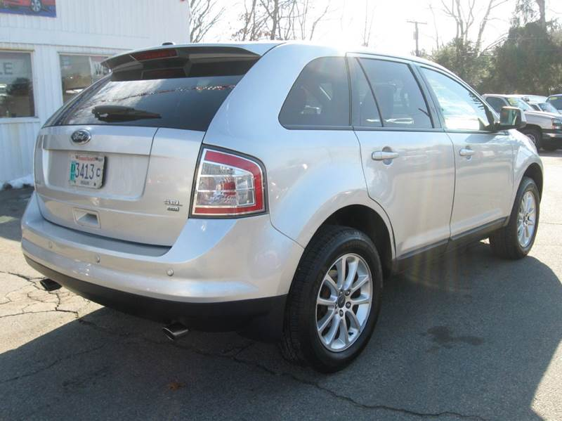 2010 Ford Edge AWD SEL 4dr SUV - Rehoboth MA