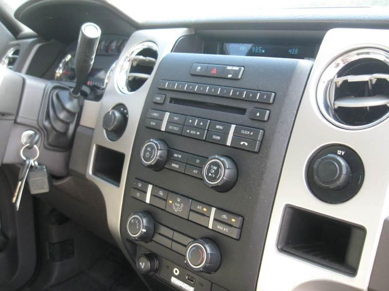 2009 Ford F-150 4x4 XLT 4dr SuperCrew Styleside 5.5 ft. SB - Rehoboth MA