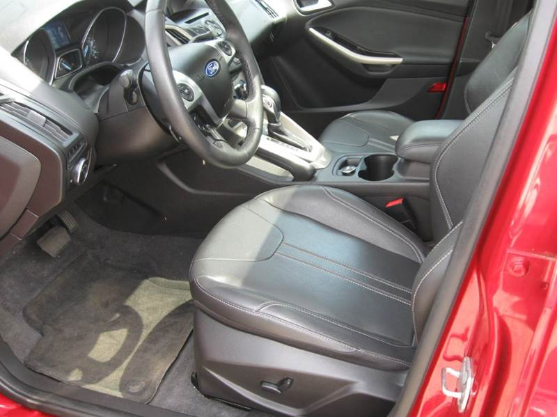 2012 Ford Focus SEL 4dr Sedan - Rehoboth MA