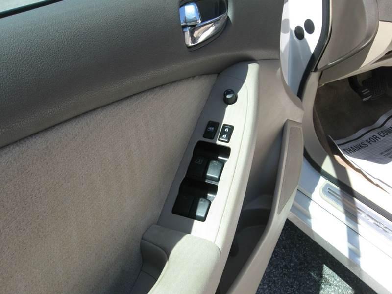 2010 Nissan Altima 2.5 S 4dr Sedan - Rehoboth MA