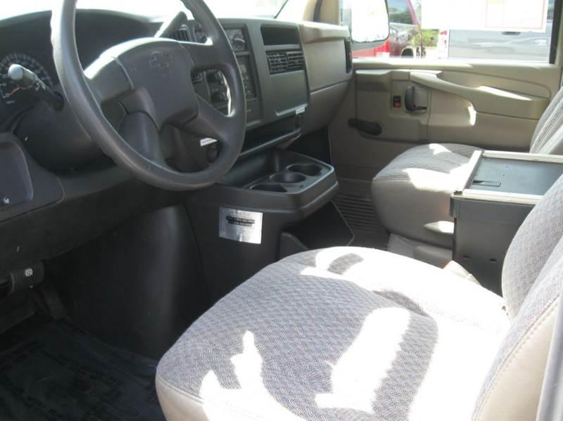 2007 Chevrolet Express Cargo 1500 3dr Cargo Van - Rehoboth MA