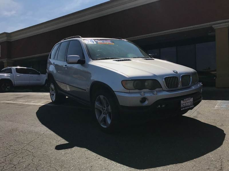 2004 Bmw X5 AWD 44i 4dr SUV In Citrus Heights CA  3M Motors