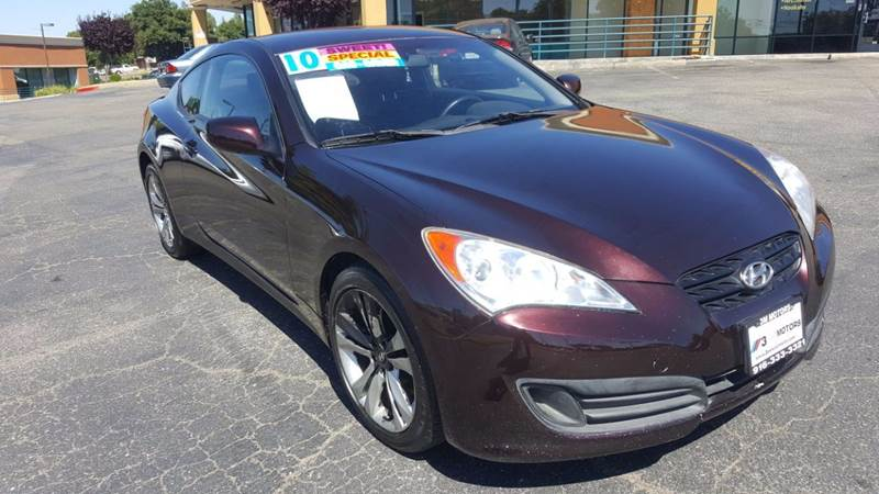 2010 Hyundai Genesis Coupe 2 0t 2dr Coupe In Citrus