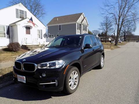 2014 BMW X5 for sale in Manchester, NH