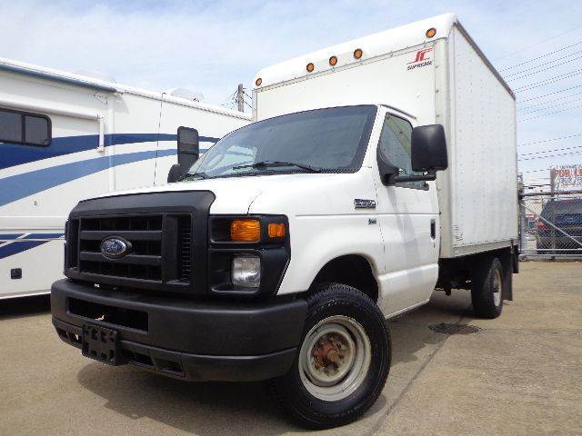 2009 Ford E-Series Chassis