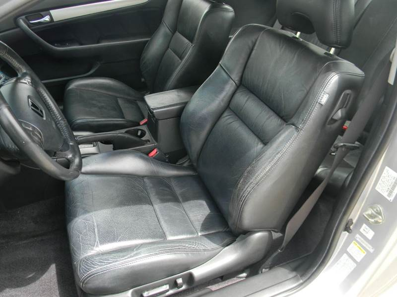 2003 Honda Accord EX 2dr Coupe w/Leather - Parma OH