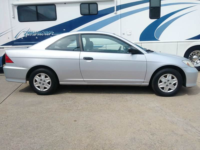 2004 Honda Civic Value Package 2dr Coupe - Parma OH