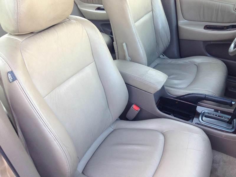 2002 Honda Accord EX V-6 4dr Sedan - Parma OH