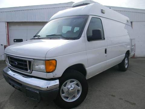 2005 Ford E-Series Cargo for sale in Parma, OH