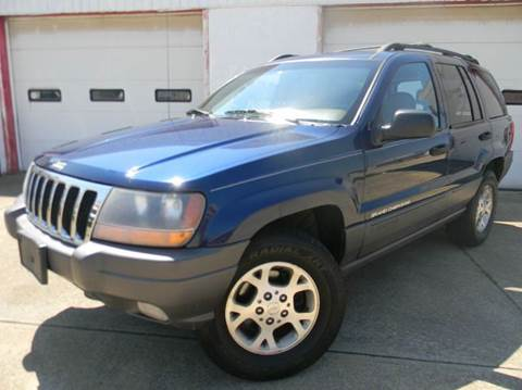 2001 Jeep Grand Cherokee for sale in Parma, OH