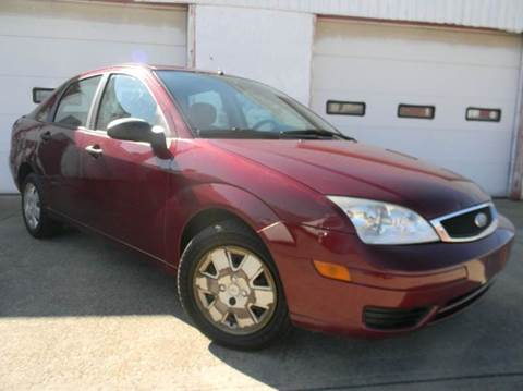 2007 Ford Focus for sale in Parma, OH