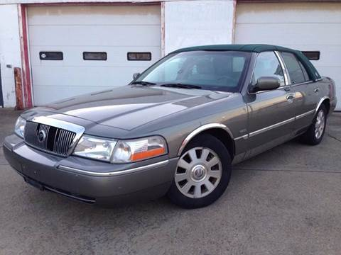 2003 Mercury Grand Marquis for sale in Parma, OH