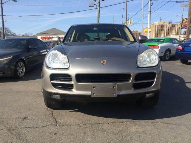 2004 Porsche Cayenne