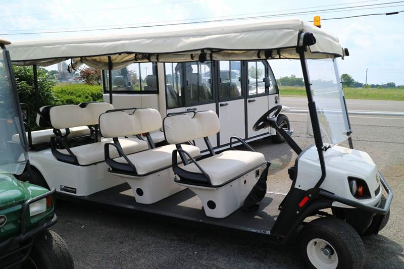 2015 Cushman Shuttle 8 In Murfreesboro TN MIKEY S MOTORS