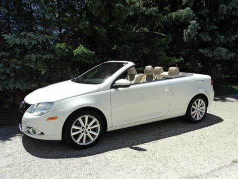 2009 Volkswagen Eos for sale in Caledonia, WI