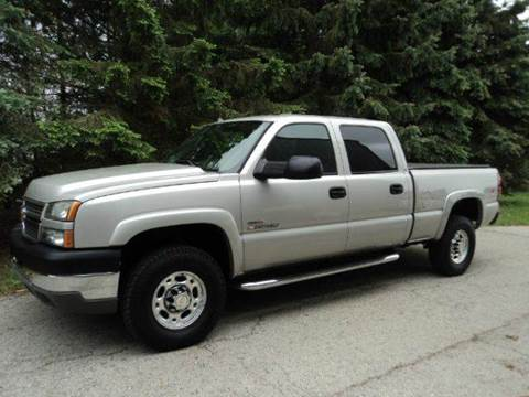 2005 Chevrolet Silverado 2500HD for sale in Caledonia, WI