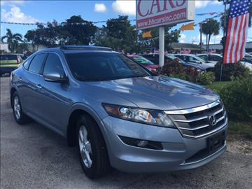 2011 Honda Accord Crosstour for sale in North Lauderdale, FL