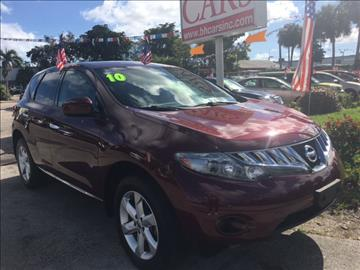 2010 Nissan Murano for sale in North Lauderdale, FL