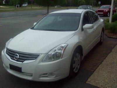 2012 Nissan Altima 2.5 S 4dr Sedan - California MD
