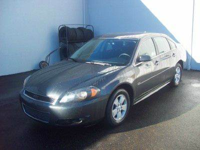 2011 Chevrolet Impala LT Fleet 4dr Sedan w/2FL - California MD