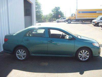 2010 Toyota Corolla LE 4dr Sedan 4A - California MD