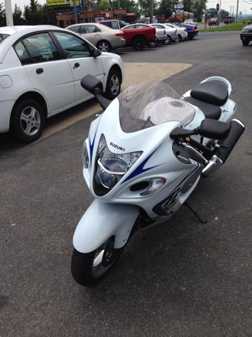 2009 Suzuki GSX1300R