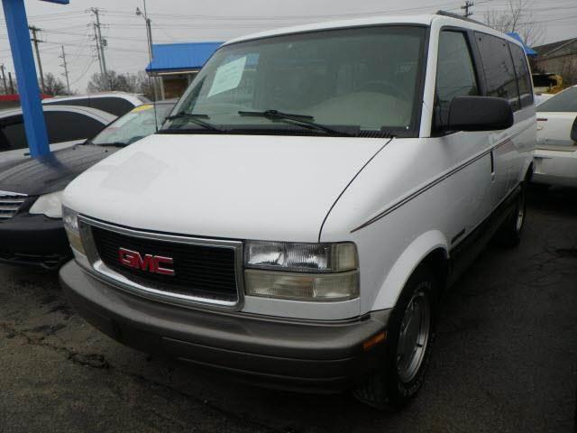 2000 GMC Safari
