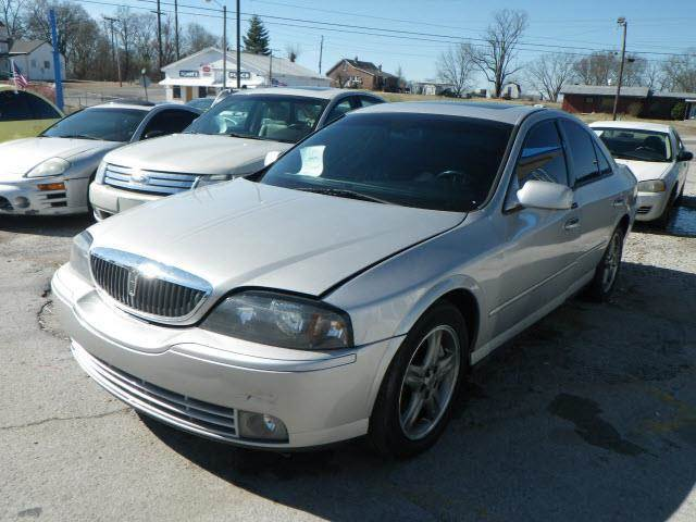 Used 2005 lincoln ls sport 4dr in madison tn at wood motor for Madison motors madison va