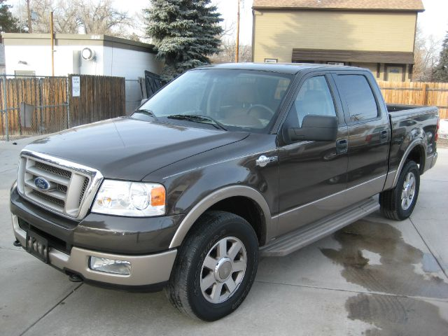 Used 2005 ford f 150 king ranch 4dr supercrew 4wd for 2005 ford f150 motor for sale