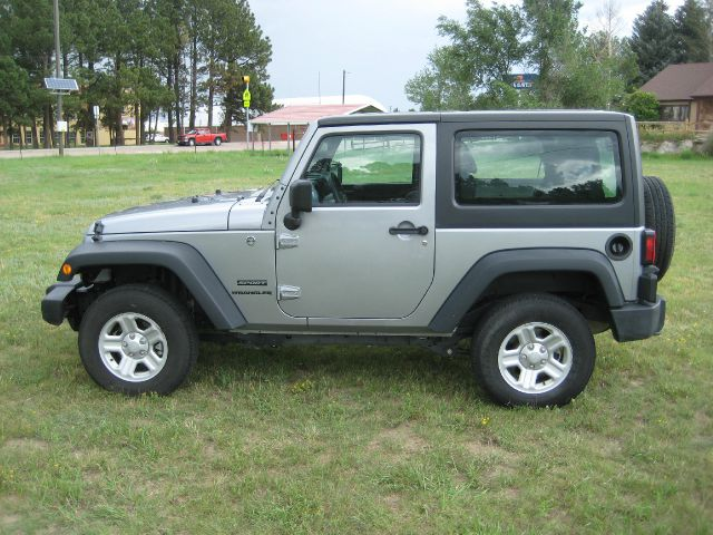 2013 Jeep Wrangler for sale in Kiowa CO