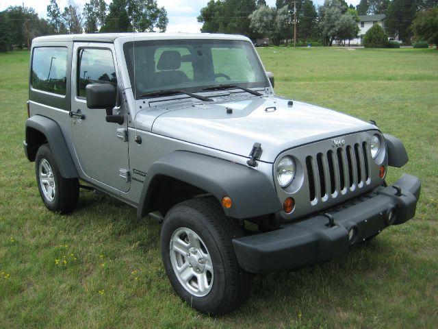 2013 Jeep Wrangler for sale in Kiowa CO