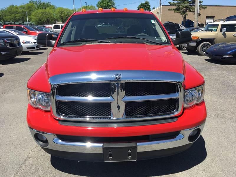 2004 Dodge Ram Pickup 3500 4dr Quad Cab SLT RWD LB - Schuylerville NY