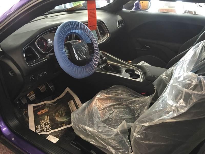 2016 Dodge Challenger SRT Hellcat 2dr Coupe - Schuylerville NY