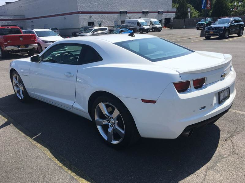 2011 Chevrolet Camaro SS 2dr Coupe w/2SS - Schuylerville NY