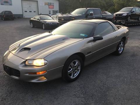 1999 Chevrolet Camaro for sale in Schuylerville, NY