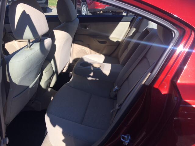 2008 Mazda MAZDA3 i Sport 4dr Sedan 4A - Pawling NY