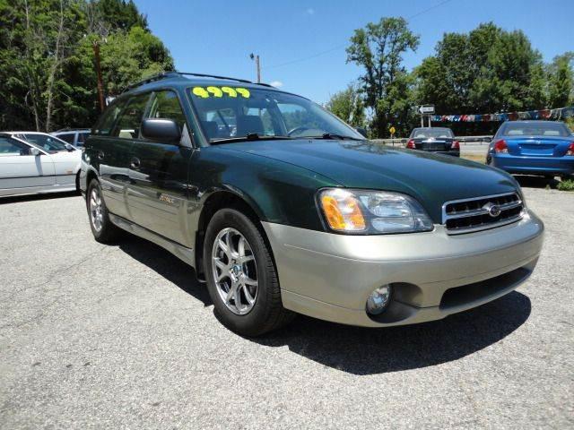 2002 Subaru Outback AWD 4dr Wagon - Pawling NY