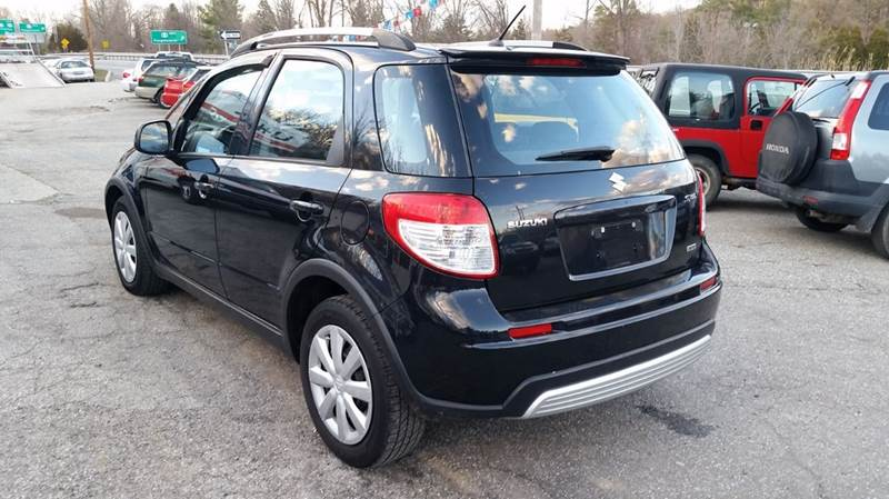 2009 Suzuki SX4 Crossover AWD 4dr Crossover 4A w/Touring Package - Pawling NY