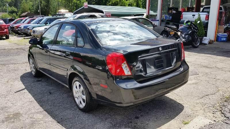 2005 Suzuki Forenza S 4dr Sedan - Pawling NY