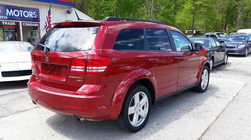 2010 Dodge Journey AWD SXT 4dr SUV - Pawling NY