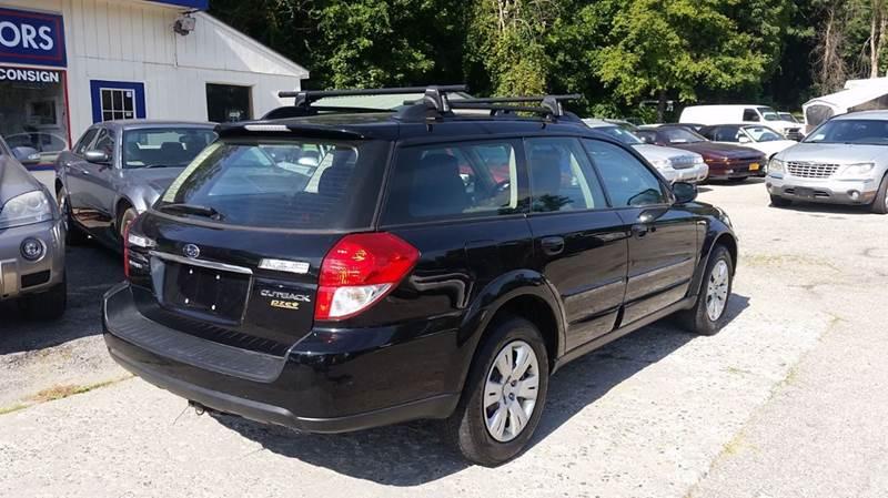 2008 Subaru Outback Base AWD 4dr Wagon 4A - Pawling NY