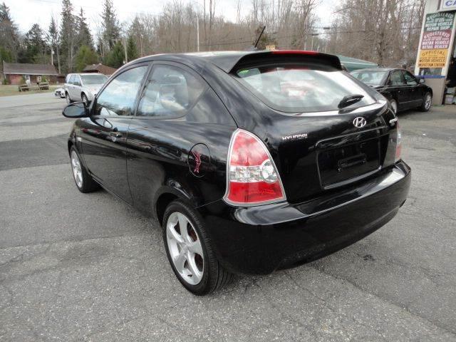 2007 Hyundai Accent SE 2dr Hatchback (1.6L I4 5M) - Pawling NY