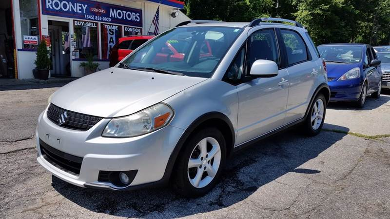2008 Suzuki SX4 Crossover AWD 4dr Crossover w/Touring Package 4A - Pawling NY