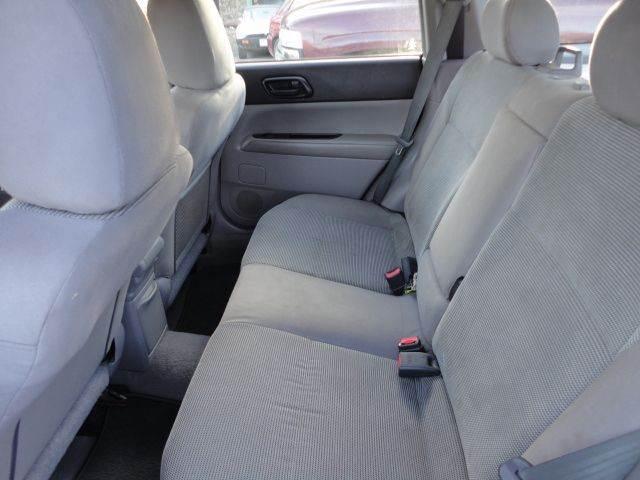 2008 Subaru Forester AWD 2.5 X 4dr Wagon 4A w/ Emissions Equipment - Pawling NY